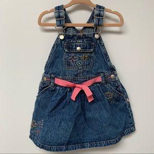 [2/40$✨]  V I N T A G E Oshkosh Jeans Dress 💐